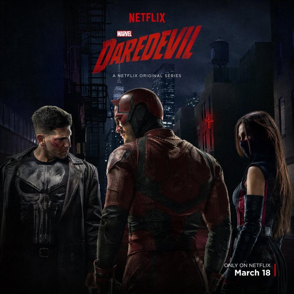 Filmplakat Daredevil